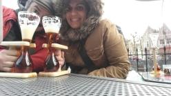 KWAK Elaborada en Buggenhout, Bélgica. Esta Ale de estilo belga destaca por su sabor dulce y sobretodo por el vaso y su soporte. 8% Alc. http://www.bestbelgianspecialbeers.be/