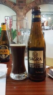 SAGRA BOHÍO Elaborada por Cerveza Sagra en Toledo, España con la colaboración del Chef Pepe Rodríguez. Estilo Barley wine con 10,4% Alc. http://www.cervezalasagra.es/