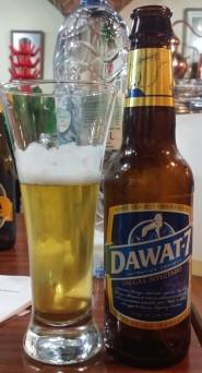 DAWAT-7 Elaborada en Cuenca por Dawat. Cerveza de estilo Maibock/Helles Bock con 7% Alc. http://www.cervezadawat.es/main.html