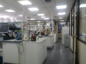 Laboratorio dorada tour