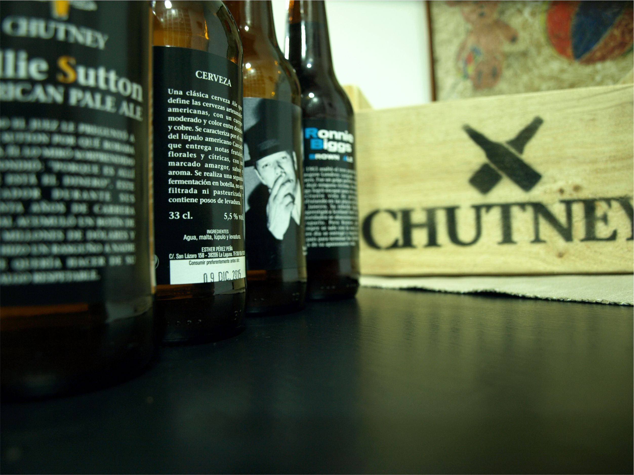 Entrevistamos a Chutney – Cervezas y Lugares